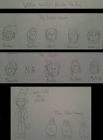 WWPF Title Page by HyperactiveMothMan