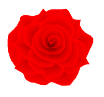 Red Rose 2 STOCK by venicet