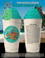 C.A.B. Collector Cups ~ Silke Arches by CeeAyBee
