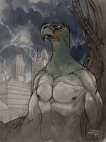Horus by DenisM79