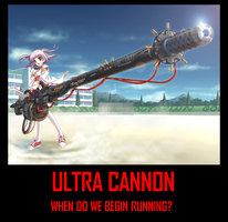 Ultra Canon by NOOBHACK