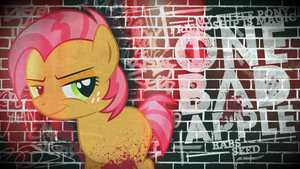 Babs Seed - One. Bad. Apple. (Wallpaper) by AdrianImpalaMata