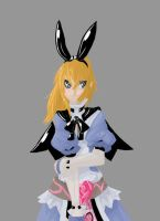 Alice in Nightmareland Wip by AbyssOkami