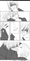Riku and Xion...? by MonkeyTheMan