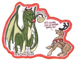 Christmas Ornaments 13 by Desi-Designs