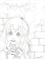 Little Matchstick Girl Cover by Strawberi
