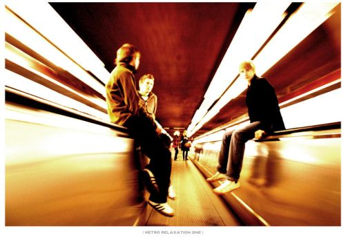 metro relaxation one by kn23