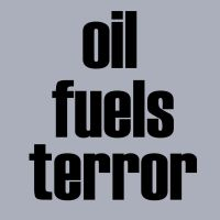 oil fuels terror by davespertine