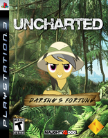 Uncharted : Daring's Fortune by thelilpallywhocould