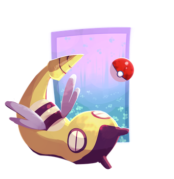 Dunsparce by ToothlessEgo