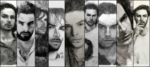 The Nine Lives of Aidan Turner by SHParsons