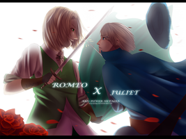 Poland X Ukraine Contest - Romeo X Juliet by Kalafin99