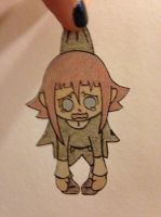 Crona Paper child by Envy-The-Jealous-Sin