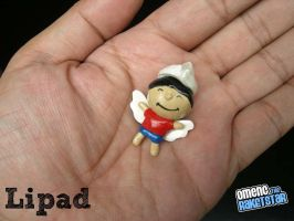 Lipad Comic Book by Dinuguan