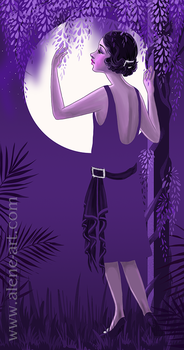 Magic is the Moonlight by Alene