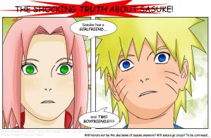 NARUTO: The truth by cagari