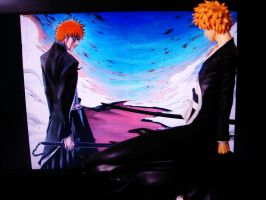 Ichigo two sides by Aoi8honoo