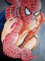 Spider-man Completed by TheNorthMint