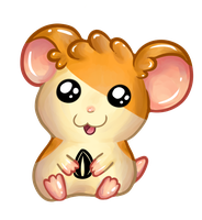 Hamtaro by Nonsensical-Me