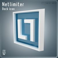 Netlimiter Dock Icon by AlperEsin