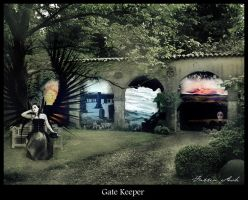 Gate Keeper by imakeprettypictures