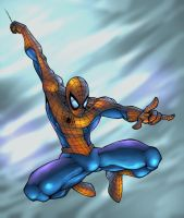 SPIDERMAN-1 by rubinh0