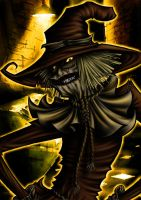 Scarecrow by NightWatcher36