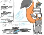 My Combat Gear by Endromida