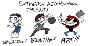 EXTREME SKILLZ by nohra1994