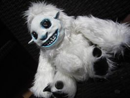 Yeti Doll by Horace-Bulregard