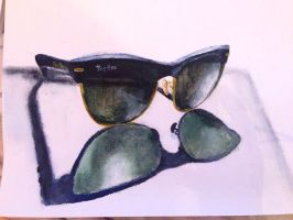 Ray-Bans by LoveFromJasmine