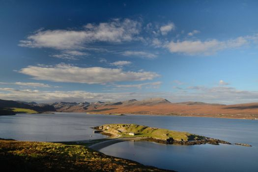 Loch Eriboll, northern Scotland by Rajmund67