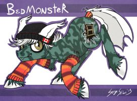 BedMonster by Serge-Stiles
