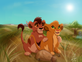 Royal cubs by JR-Style