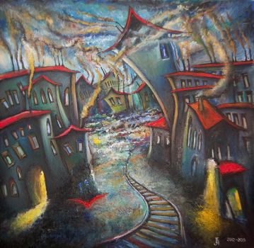 Streets for workers by yarlyk