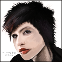 EMO HAIR - for leeny by juggsy