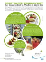 Saf Restaurant Mag Advertorial by ytse-jam