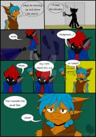 The Human Complex pg11 by DreagonArchives