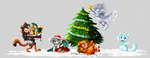 ::X-MAS REQUESTS 2015:: Second Batch by JasmynGarden