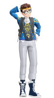 MMD Dexter Charming by frede15