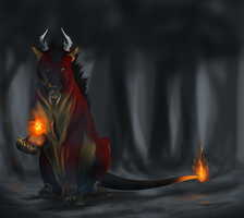 Of Fire by tangolium