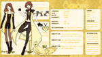:Saname Reference Sheet: by yourmomsaname