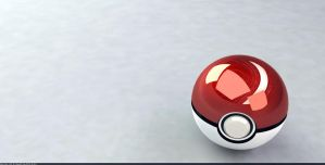 Poke Ball 00 by marioharyono
