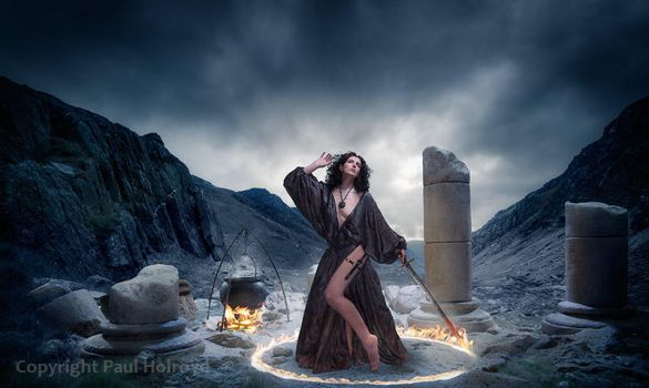 The Magic Circle by phphotoimages