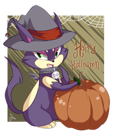 Happy Halloween by mr-tiaa