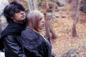 Lovers II by Luthiae