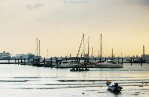 Color of A Cloudy Afternoon 22 by dearchivism