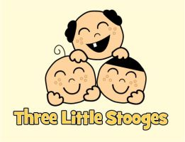 Three Little Stooges by VintageWarmth