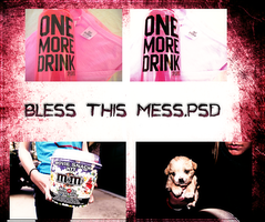 +BlessThisMess.psd by d0wntoblends