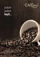 Cafekeyf Advertising by grafiket